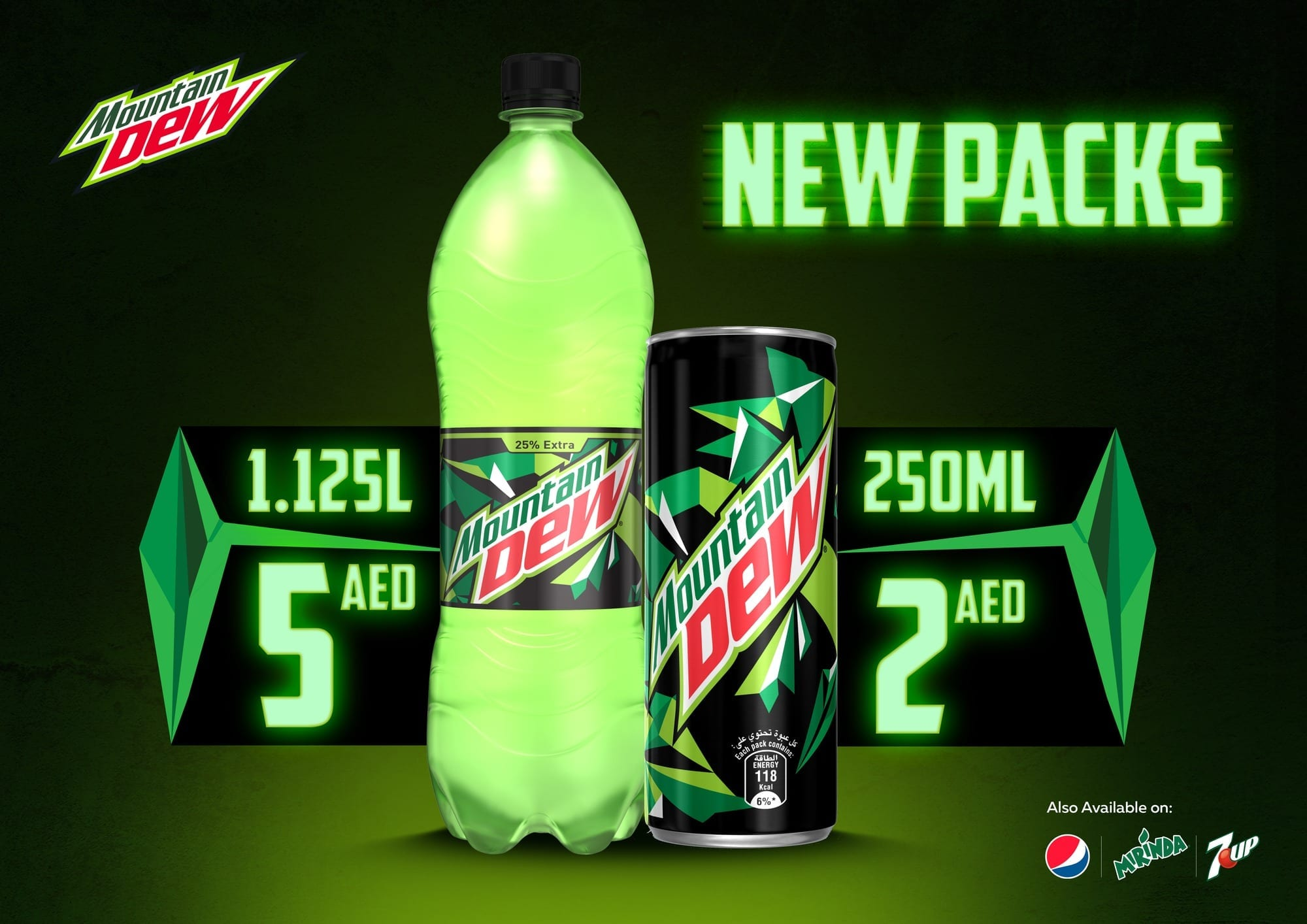 Final Mountain Dew Visual