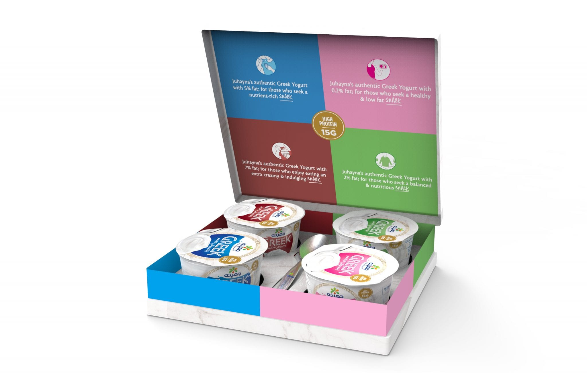 Greek yogurt Box1.6