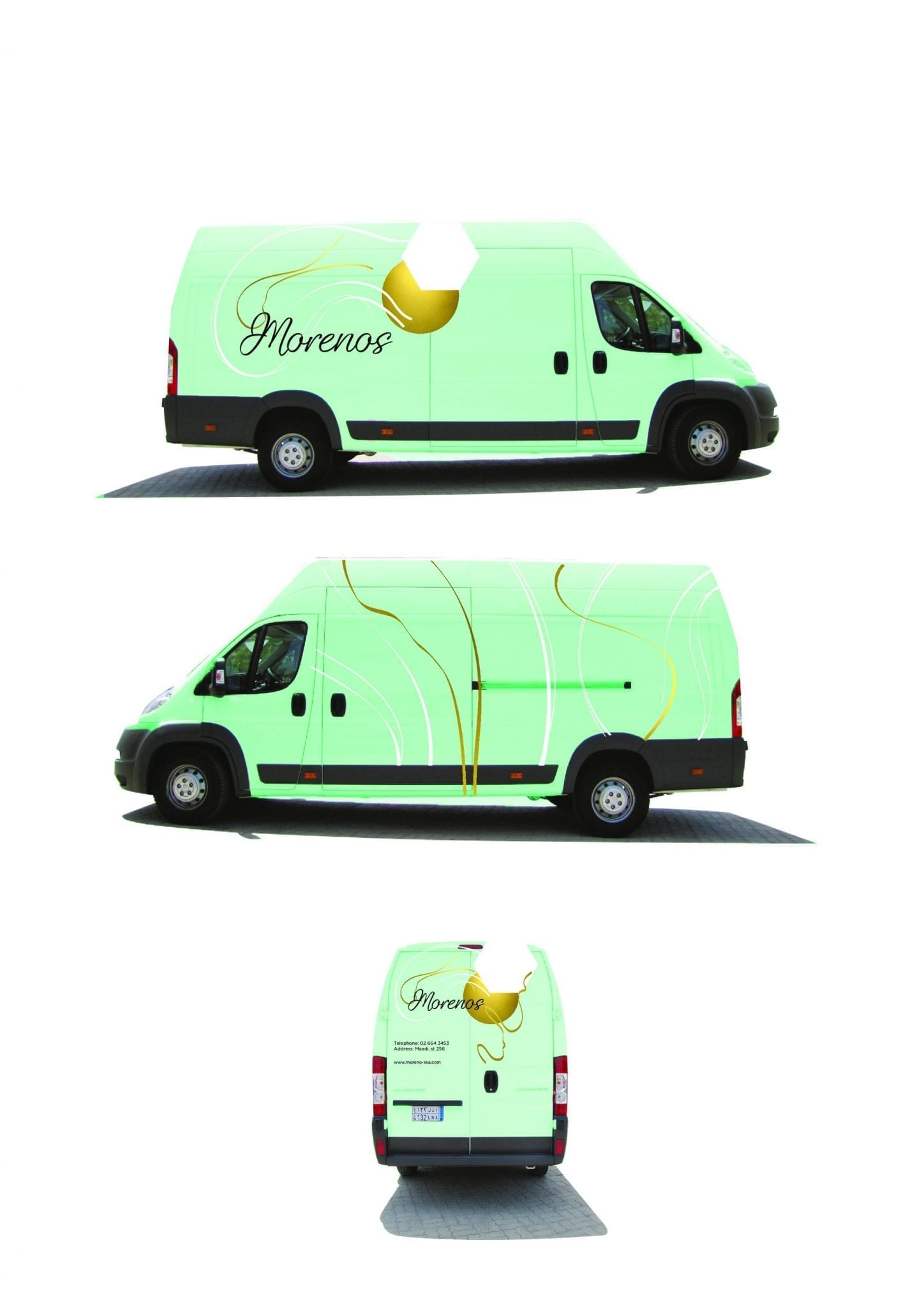 Moreno Car open file