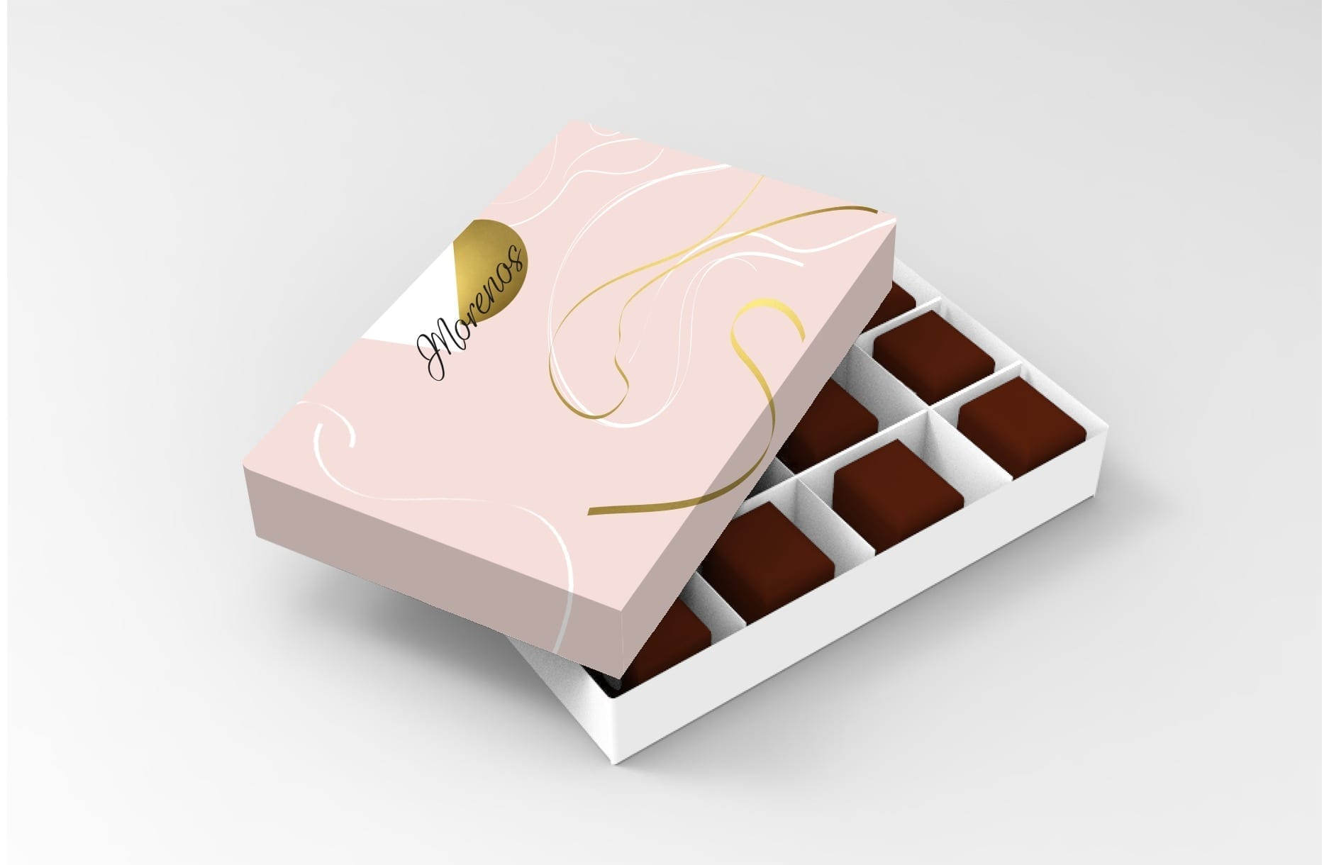 Pink Chocolate pack