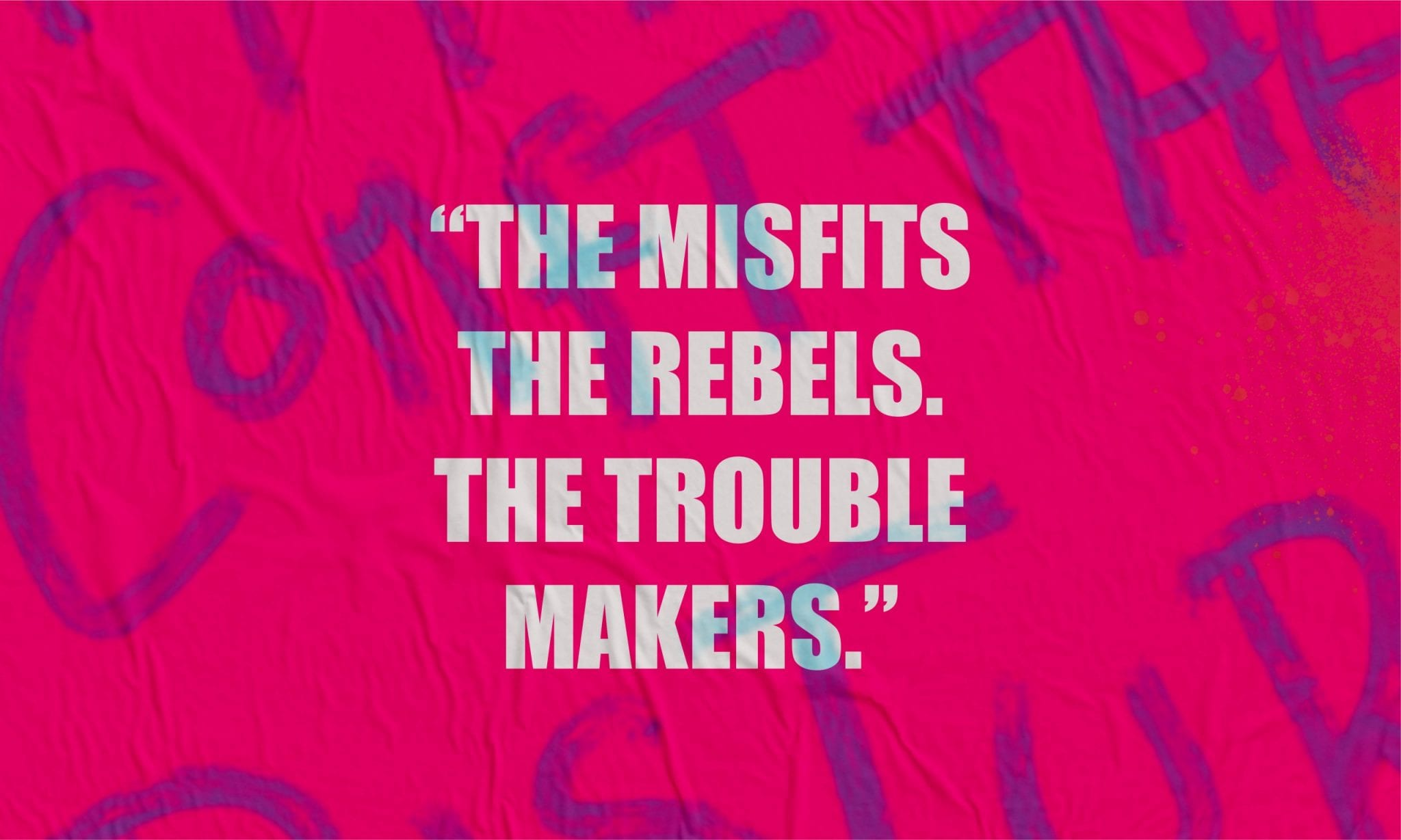 the misfits the rebels